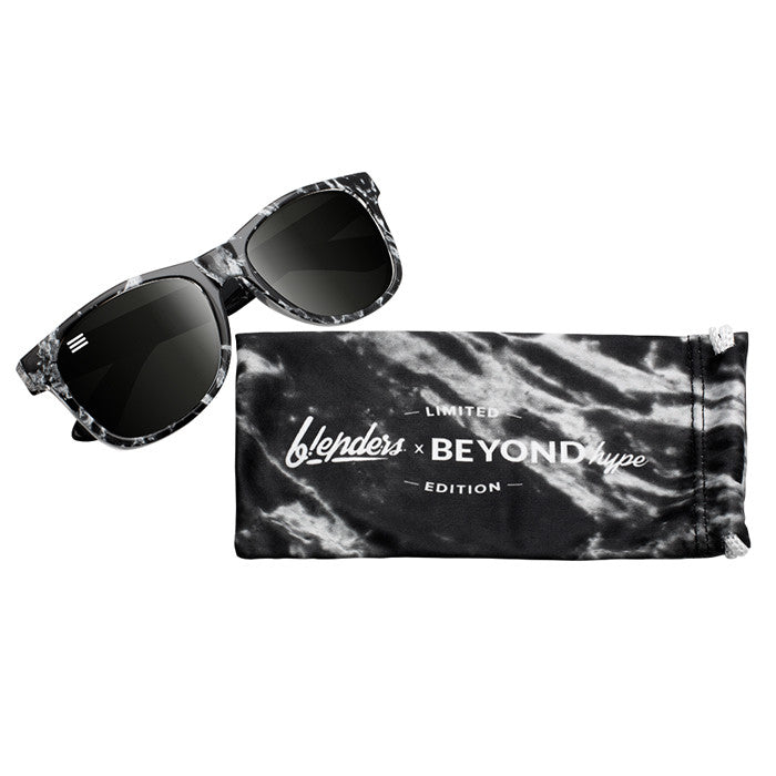 Blenders Black Marble Sunglasses
