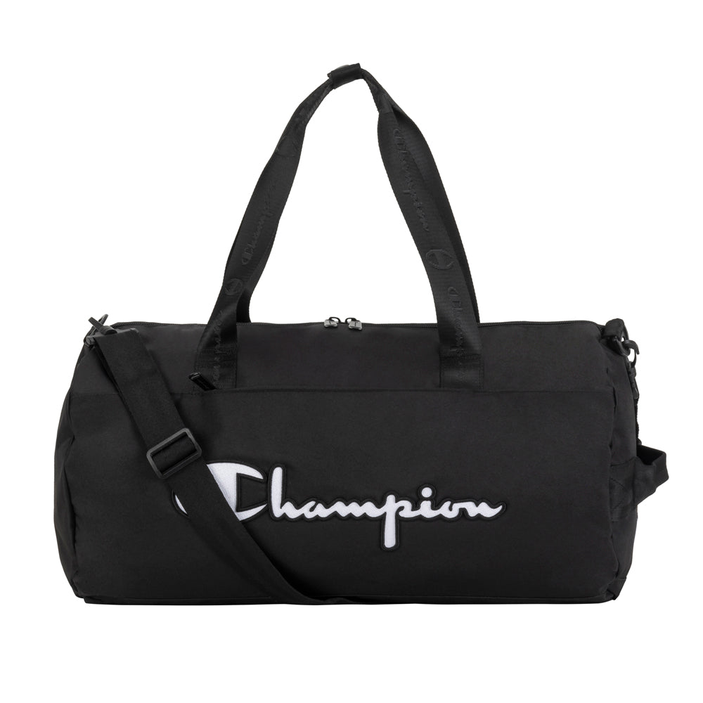 Champion Supercize 3.0 Black Duffel