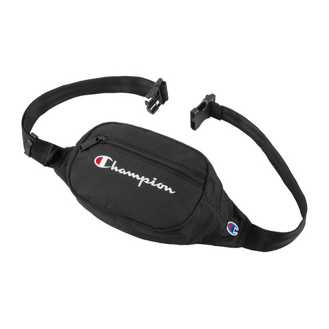 Champion Frequency Black Waist Pack