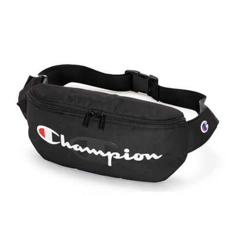 Champion Supercize Graphic Black Waist Pack