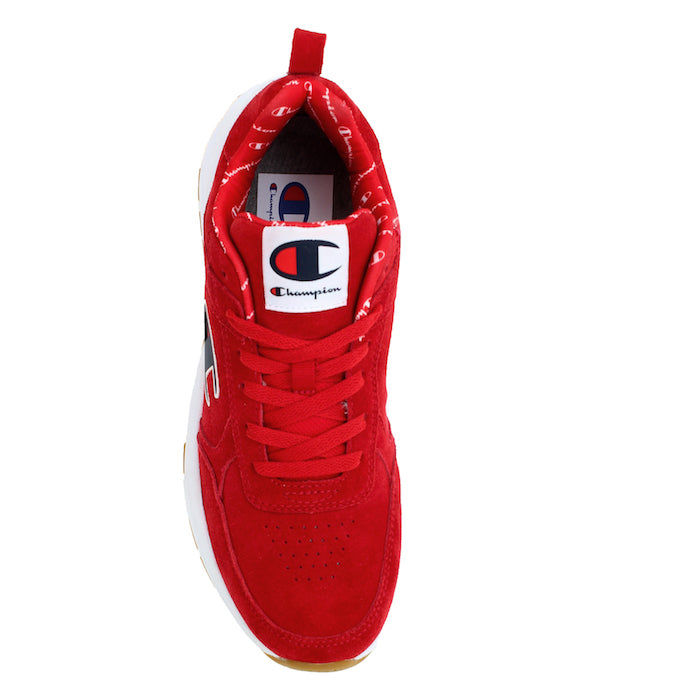 Champion 93 Eighteen Red Shoes