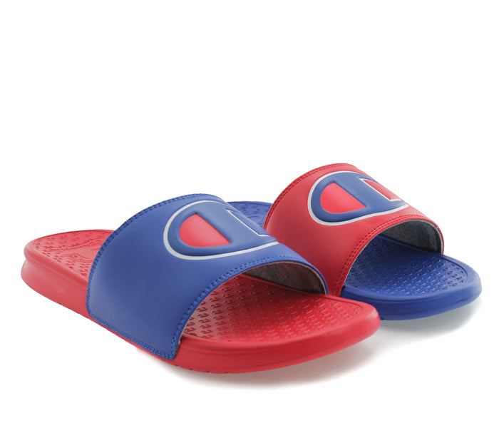 Champion Superslide Red & Royal Slides