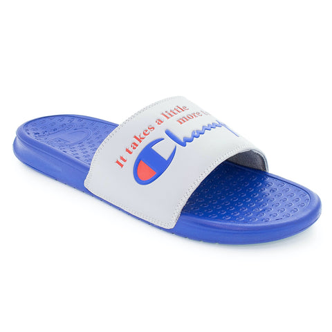 Champion Silverstone & Blue Super Slides