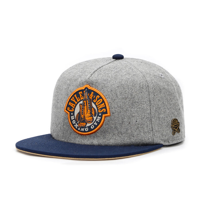 Cayler & Sons Boxing Gym Snapback