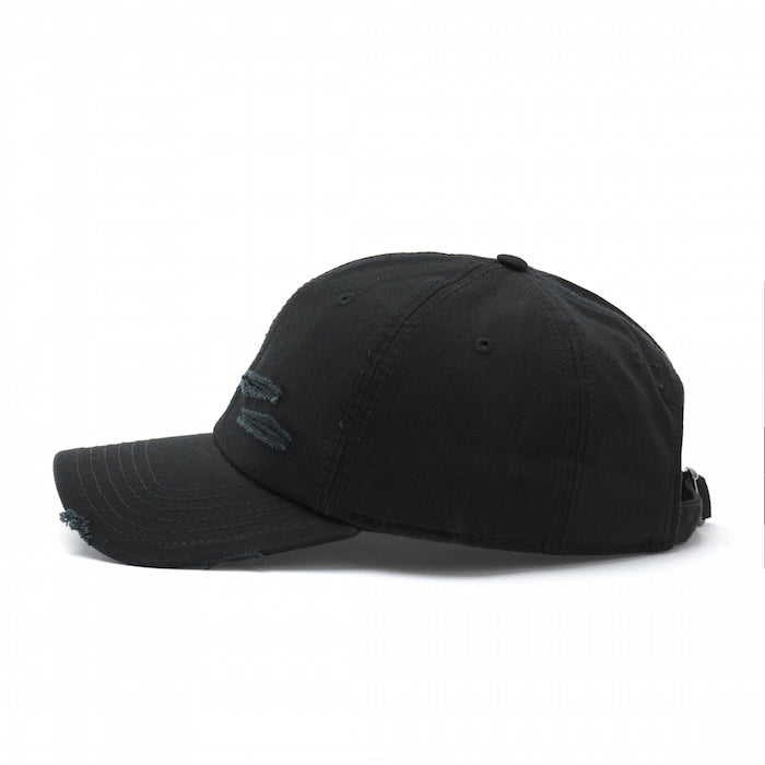 Cayler & Sons Black Ripped Hat