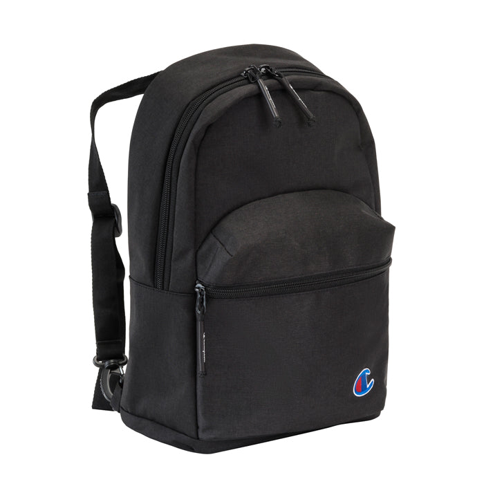 Champion Mini Supersize Black Backpack