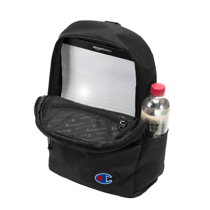 Champion Mini Supercize Black Backpack