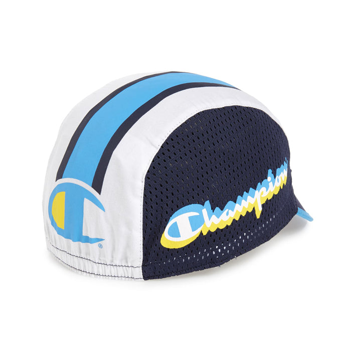 Champion Imperial Indigo & Active Blue Cycling Cap
