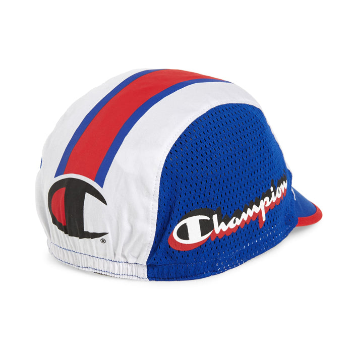 Champion Surf the Web & Scarlet Cycling Cap