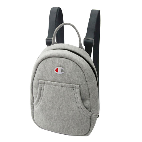 Champion Reverse Weave Mini Grey Backpack