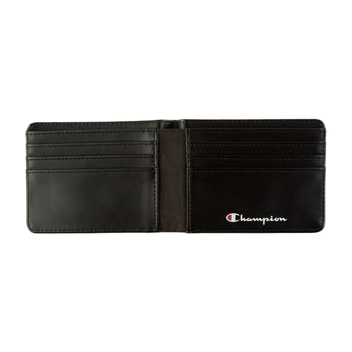 Champion Rhyme Black Wallet