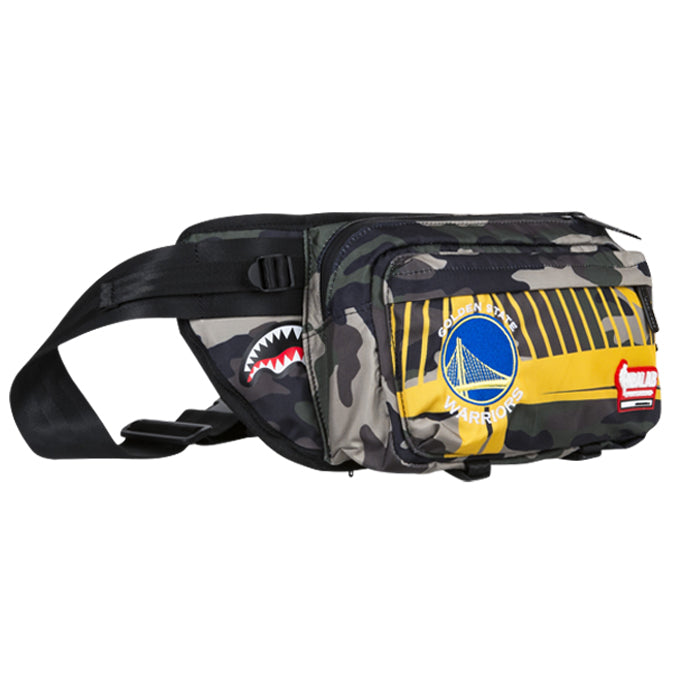 Sprayground NBA GS Warriors Crossbody Bag