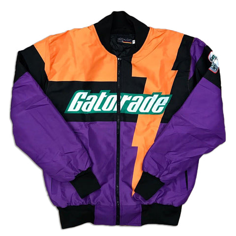 Nostalgic Club Gatorade Purple Jacket