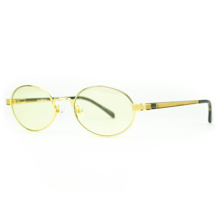 Gold Gods Ares Yellow Sunglasses