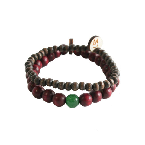 Goodwood Robin 2 Pack Bracelet