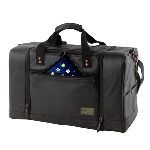 Hex Calibre Black Sneaker Duffel