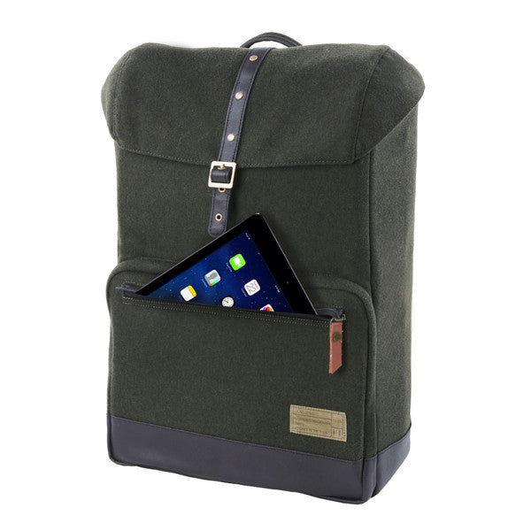 Hex Stinson Olive Coast Backpack