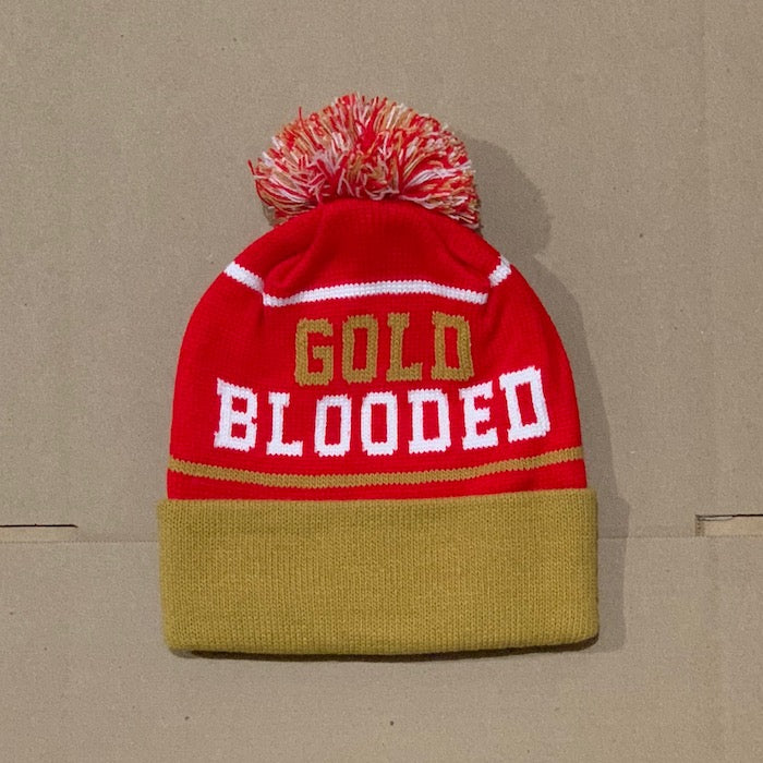 Adapt Gold Blooded Beanie
