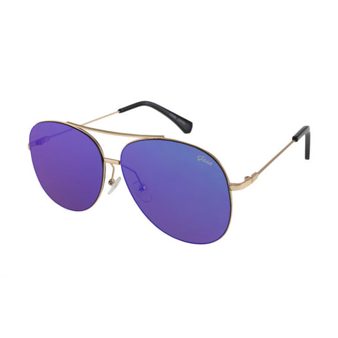 Jase Justice Gold Sunglasses