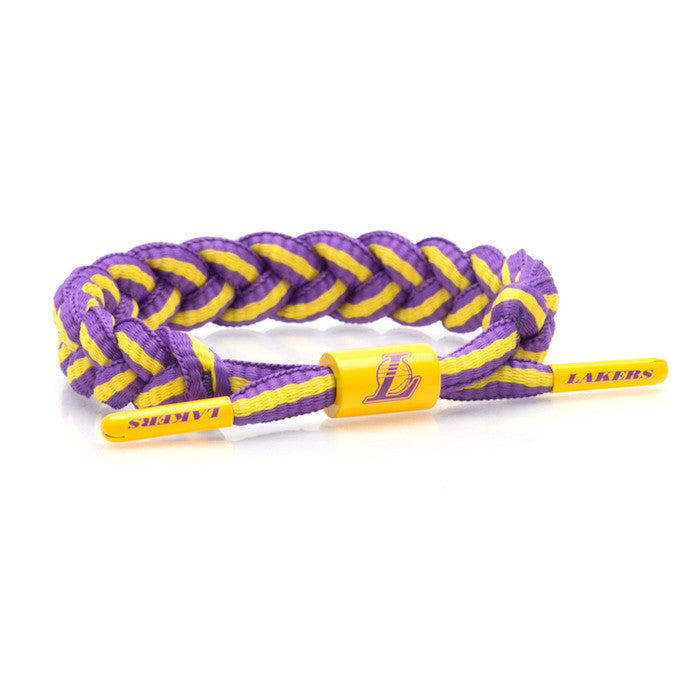 Rastaclat Los Angeles Lakers Bracelet
