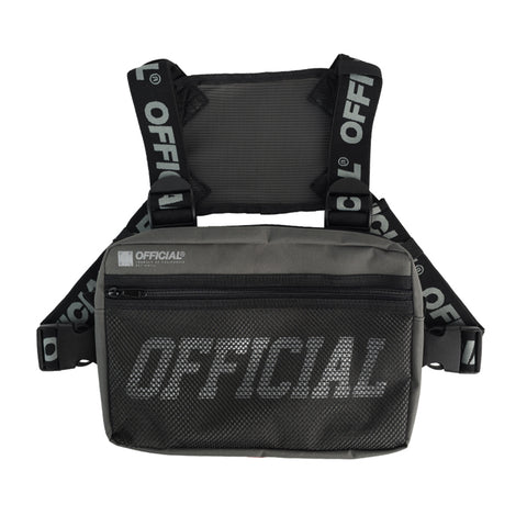 Official Grey Chest Utility Bag