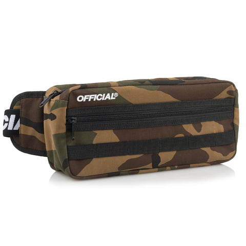 Official Woodland Camo Shoulder Bag