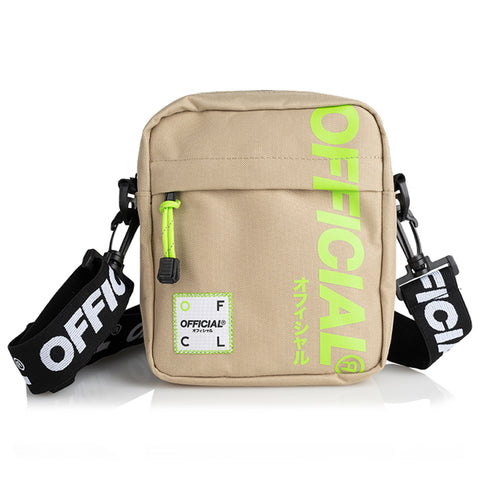 Official Shibuya Desert Volt Utility Bag