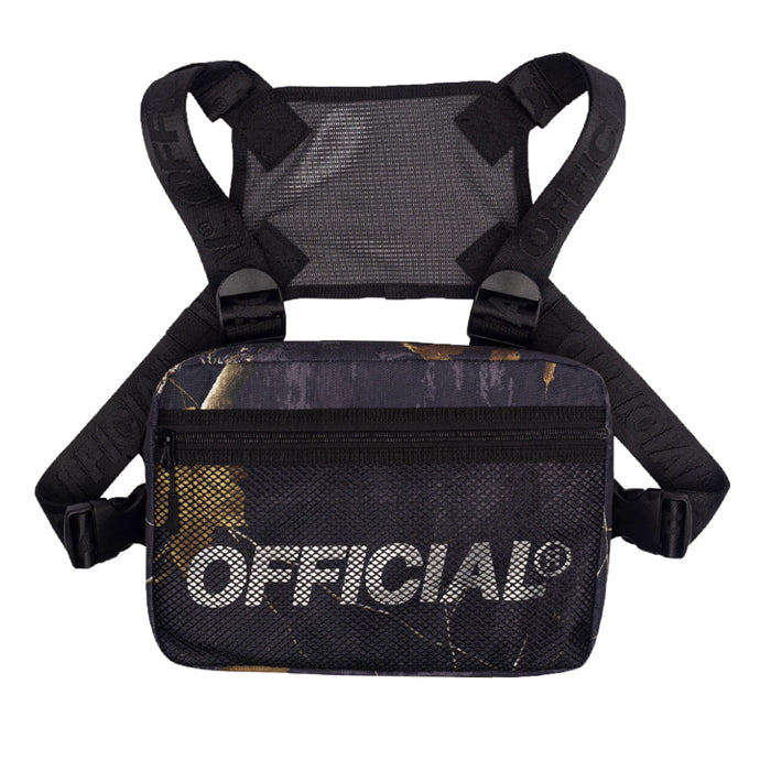 Official x Realtree Chest Utility Bag