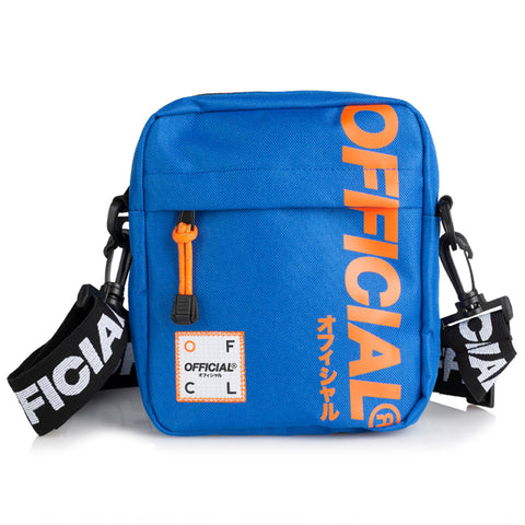 Official Shibuya Blue Utility Bag