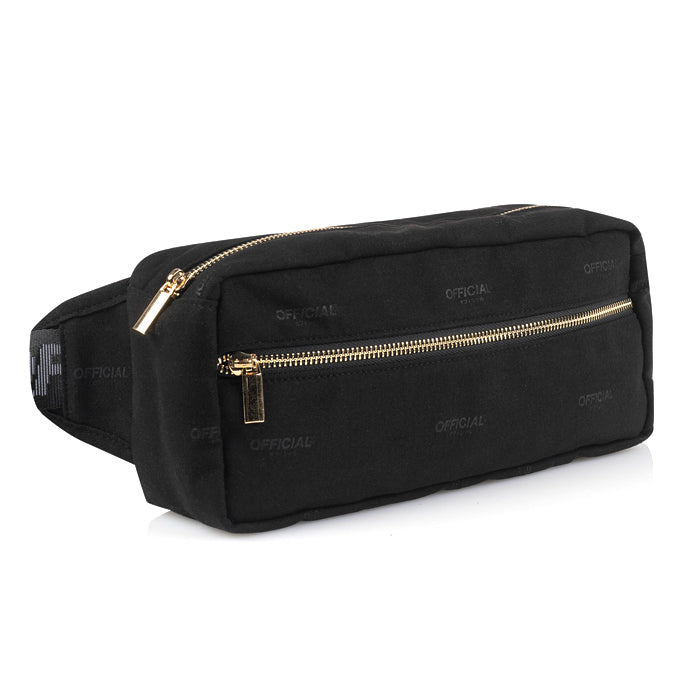 Official Milano Luxe Black Shoulder Bag