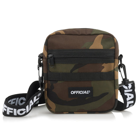 Official Woodland Camo Utility Bag
