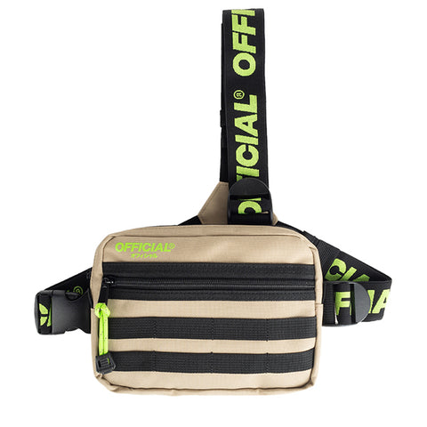 Official Desert Volt Tri Strap Bag