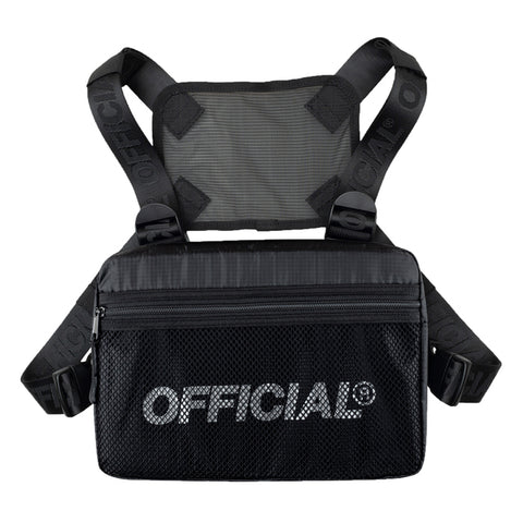 Official Tactics Chest Utility Bag