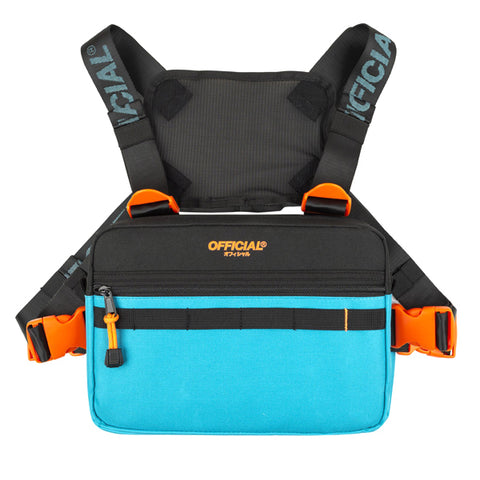 Official Teal Colors Chest Utility Bag