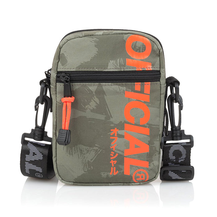 Official Everyday Brush Camo Utility Bag