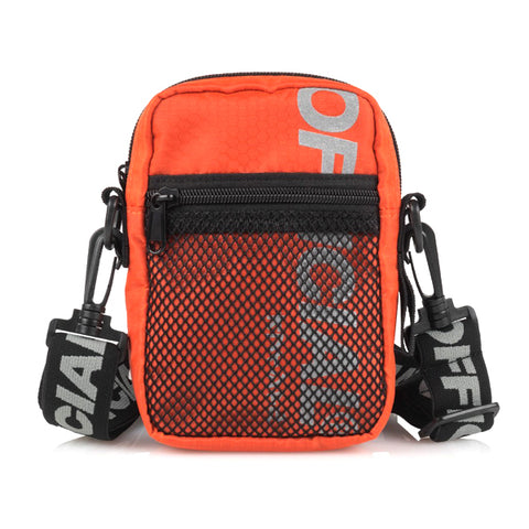 Official Everyday Orange Utility Bag