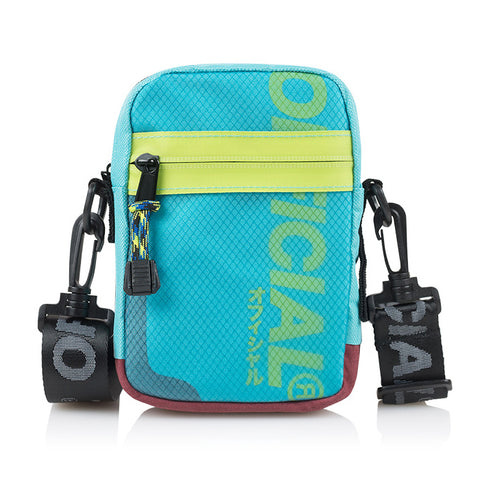 Official Cloud White Tri Strap Chest Bag