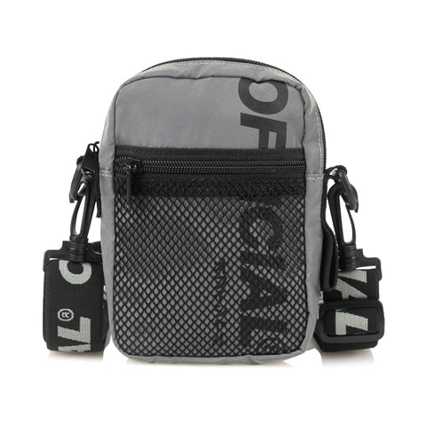 Official Everyday Grey Utility Bag