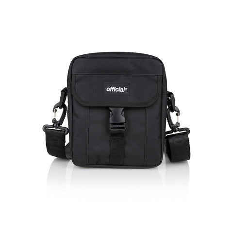 Official Essential Black Shoulder Bag