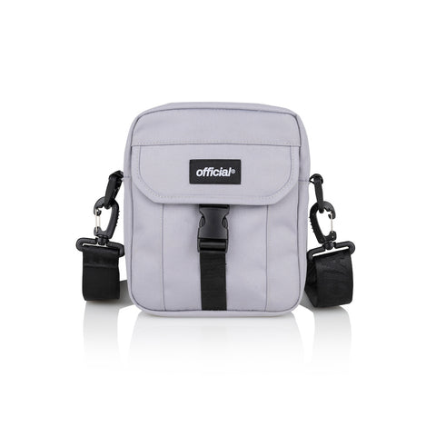 Official Essential Grey Shoulder Bag