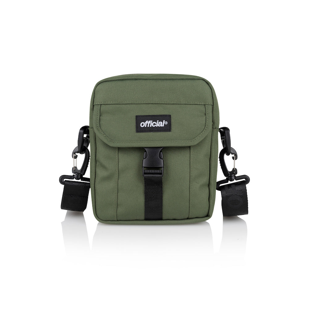 Official Essential Olive Shoulder Bag