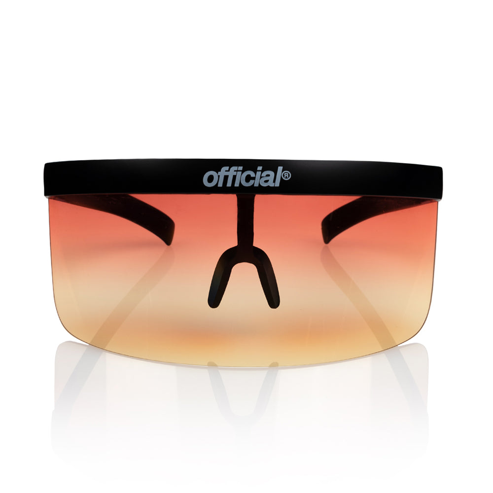 Official Sunset Eye Shield Face Visor