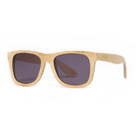Proof Ontario Bamboo Gray Sunglasses