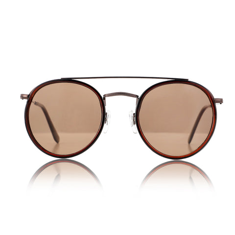 Glassy Parker Brown Sunglasses