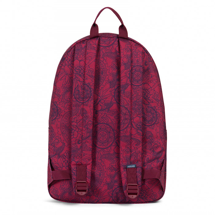 Parkland Meadow Atomic Maroon Backpack