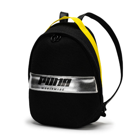 Puma Street Archive Yellow Backpack