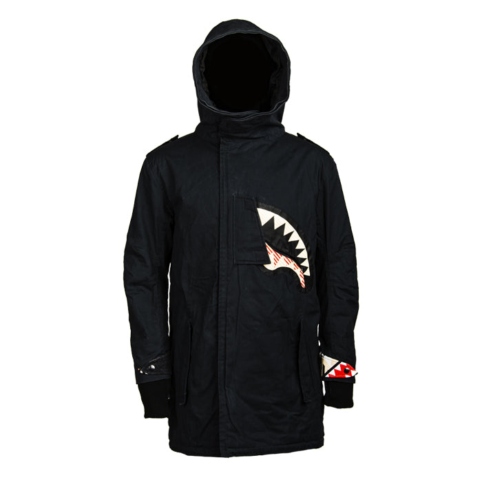 Sprayground Sharks in London Parka Jacket