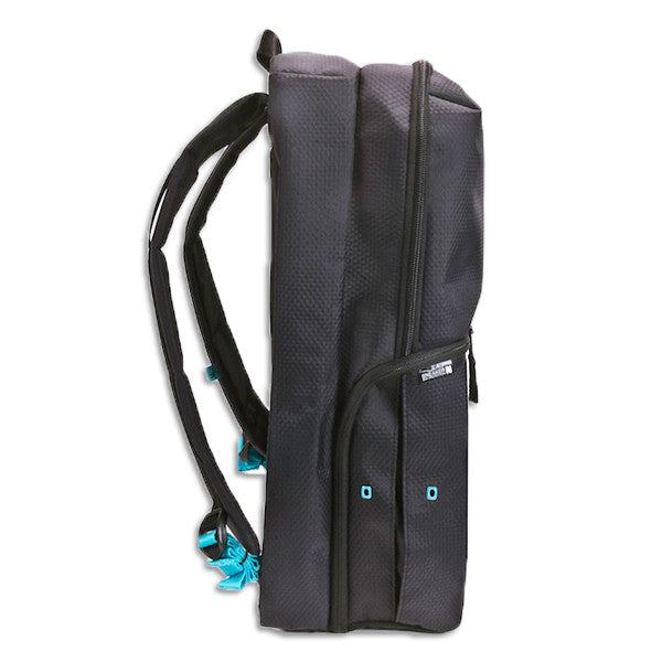 The Shrine Black Sneaker Daypack