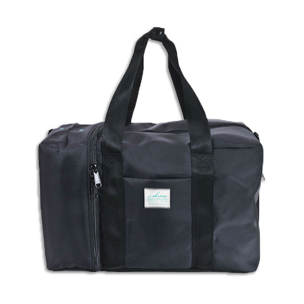 The Shrine Black Overnight Sneaker Duffel