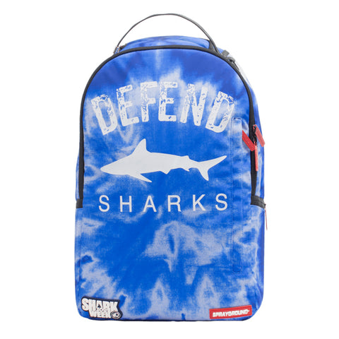 Sprayground Defend Sharks Backpack